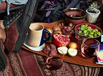 PANTONE COLOR OF THE YEAR 2015 - MARSALA 18-1438 - A UNIFYING ELEMENT