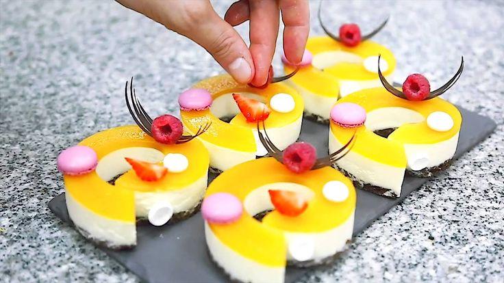Лучшие торты, пирожные, десерты со всего мира