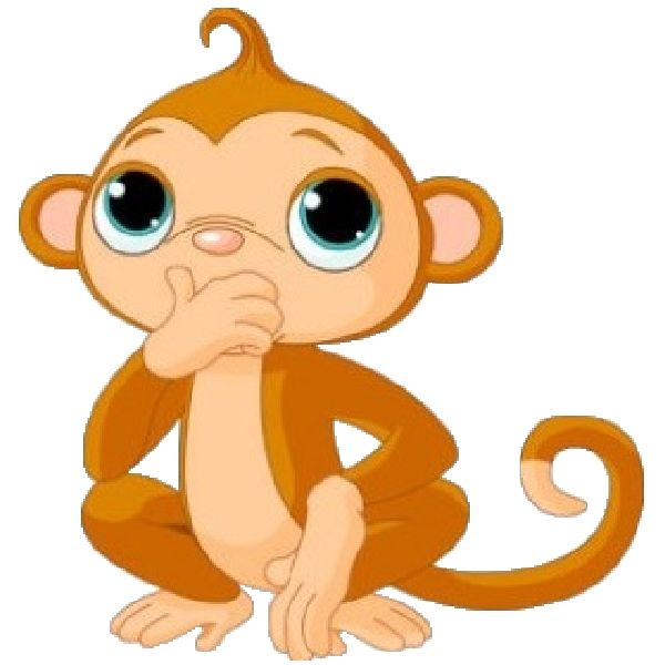 monkey pictures cartoon cute funny cartoon baby monkey clip art images all monkey 8719