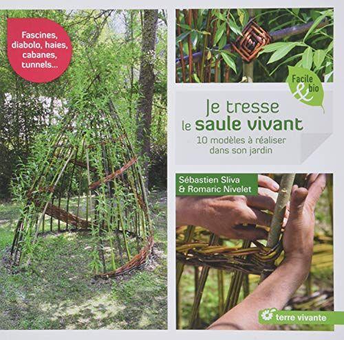 'Je tresse le saule vivant', ressource pour les ados au jardin