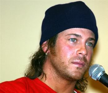 Christian Kane.. saved from photobucket .. credit goes to person who took it...