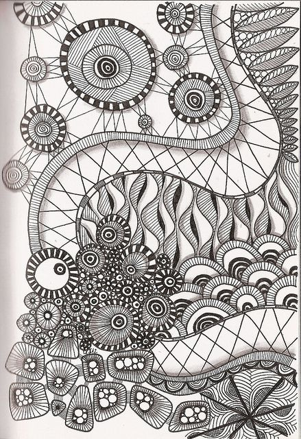 Tangle 77 by kraai65, via Flickr http://www.flickr.com/photos/30146024@N06/6560331307/in/photostream#