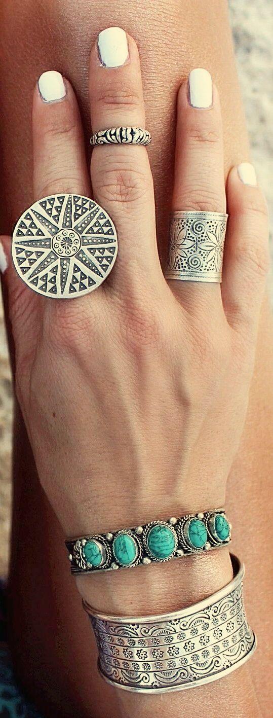 ➳➳➳☮ American Hippie Bohemian Boho Style ~ Jewelry