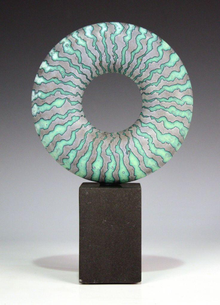 Peter Beard studio pottery sculpture