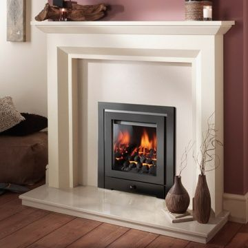 Crystal Fires Royale 3 Sided Gas Fire | Flames.co.uk