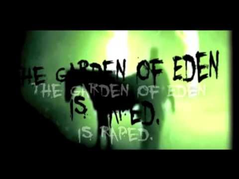 "Skald - in Veum : ""Eden Raped"", official lyric video"