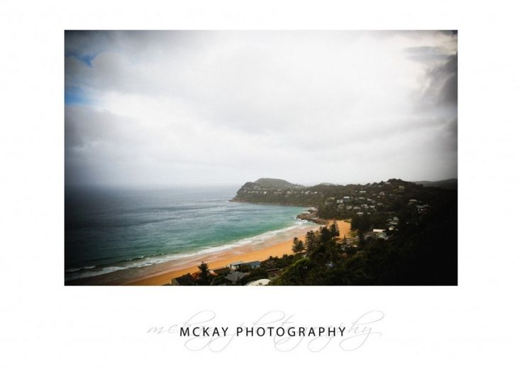 Misty view from Jonah's at Whale Beach  #jonahs #whalebeach #mckayphotography