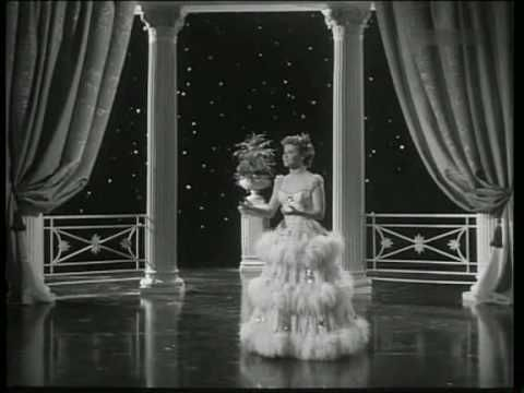 Johanna Matz & Adrian Hoven - Ich tanze mit dir in den Himmel hinein 1952