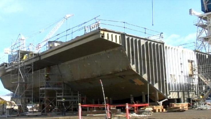 La construction de deux nouveaux navires devant assurer la traverse Tadoussac - Baie-Sainte-Catherine coûtera au minimum 20M$ de plus que prévu.