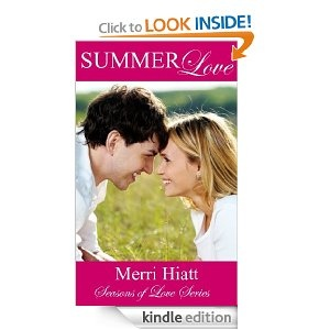 SUMMER LOVE (Seasons of Love Series)  Summer Lansing is used to reading about love in books, keeping her at a safe distance from heartbreak. Mike Duncan doesn't know the meaning of the word safe. He's spontaneous and thrives on taking risks. When the duo cross paths, searing kisses soon follow and Summer finds a real-world passion she never knew existed.    The print version of this book is approximately 194 pages.    Books in the Seasons of Love Series may be read in any order.