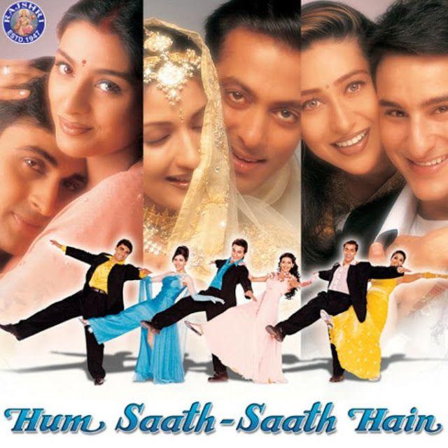 Hum Saath Saath Hain 1999 Mp3 Vbr 320kbps Mediafire Hum Saath Saath Hain Mp3 Song Download Old Bollywood Songs