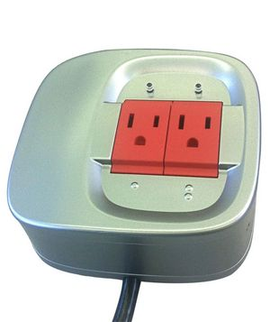 Monostrip - save energy with this power strip you can monitor with your smartphone.