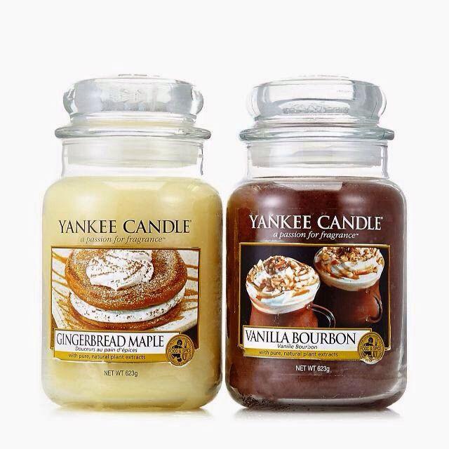 Yankee Candle 2015 Fragrances