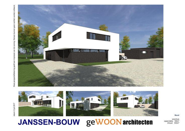 02817 Bavel #villabouw #hsb #prefabbouwen #prefab #huizenfabriek