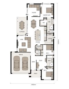 Henley homes house plans