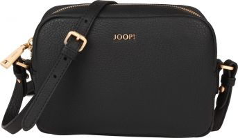 JOOP! Die kleine Umhängetasche Cloe kommt ohne Überschlag aus und ist ein schicker Begleiter für Damen die auch mal weniger mitnehmen möchten