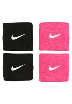 Zweetbandjes pols // Nike Performance - 4 PACK - Zweetbandje - vivid pink/black
