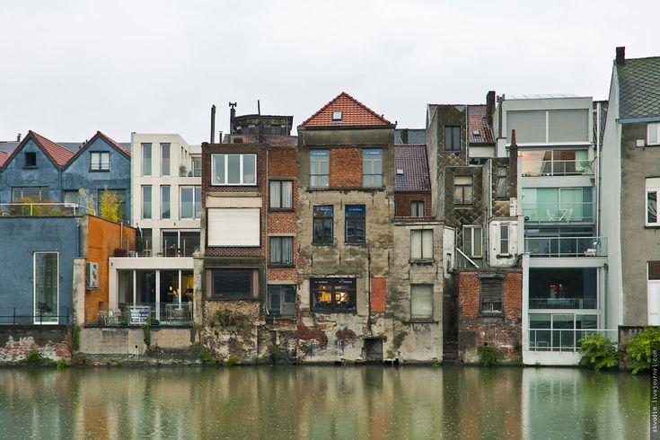 Бельгия, Гент: skvadim