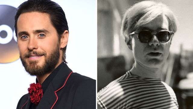 Jared Leto to play Andy Warhol in upcoming biopic movie!