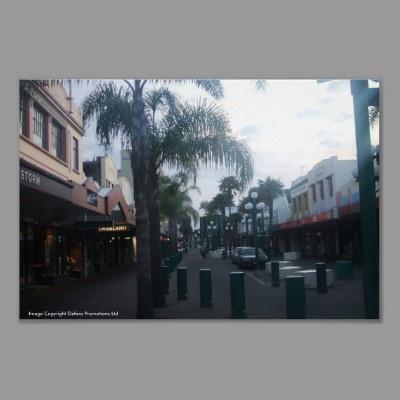 Emerson Street  Napier