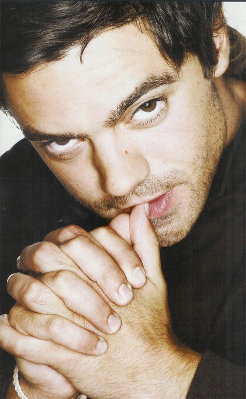 Dominic Cooper is melting me with those eyes!