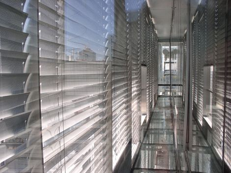 Double Skin Facades As Architectural Features And Hvac