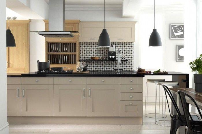 Wren Living Shaker Kitchen.