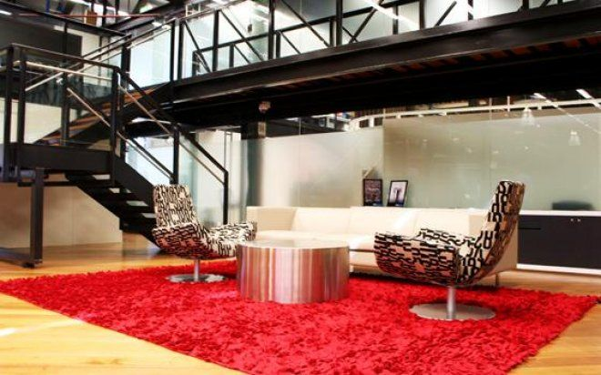 YAHOO Office Fitout By Amicus Interiors