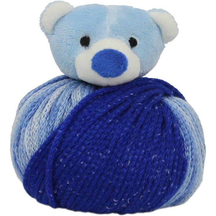 DMC Top This! Yarn-Teddy Bear - teddy bear