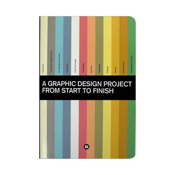 Graphic Design Project Start Fin by  Index Book