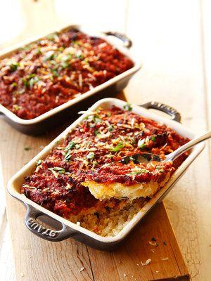 豆腐があればベシャメルソースいらず! ヘルシーなラザニアがクセになる 『ELLE a table』はおしゃれで簡単なレシピが満載!