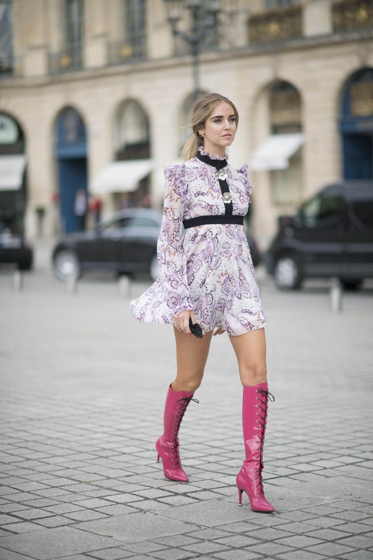 Hot Pink Couture | The Blonde Salad -July 2016 #pfw