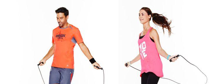 La corda per saltare consente di svolgere l'esercizio perfetto per dimagrire, per avere un ventre piatto, evitare i problemi di cellulite e migliorare la propria resistenza.