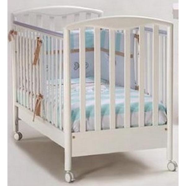 Βρεφικό κρεβάτι Pali Bingo λευκό