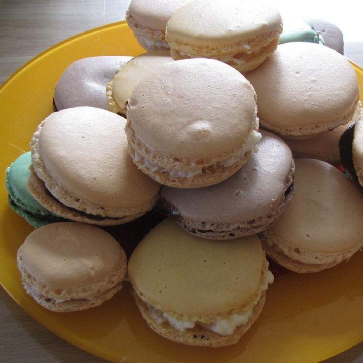 Recette Ganaches pour macaron (13 sortes) par lisou70 - recette de la catégorie Pâtisseries sucrées