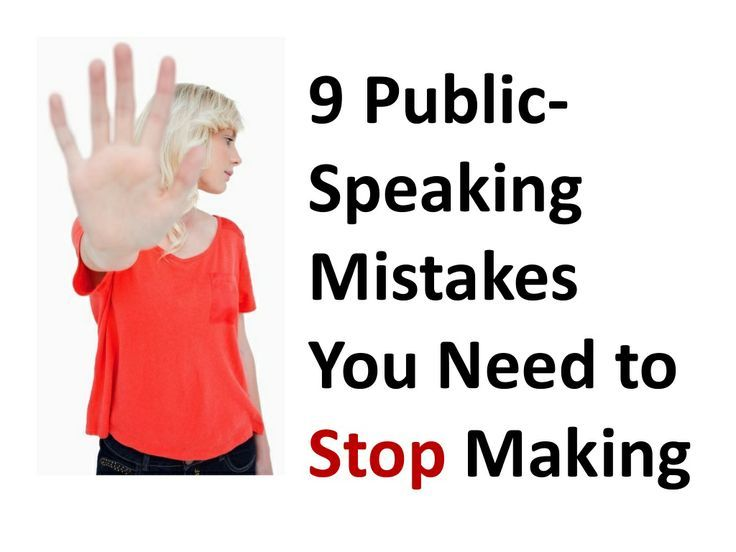 About Public Speaking Resources