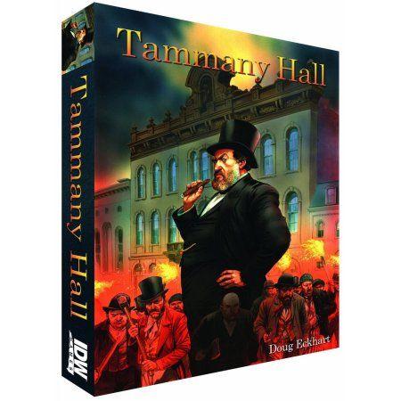Tammany Hall, Multicolor