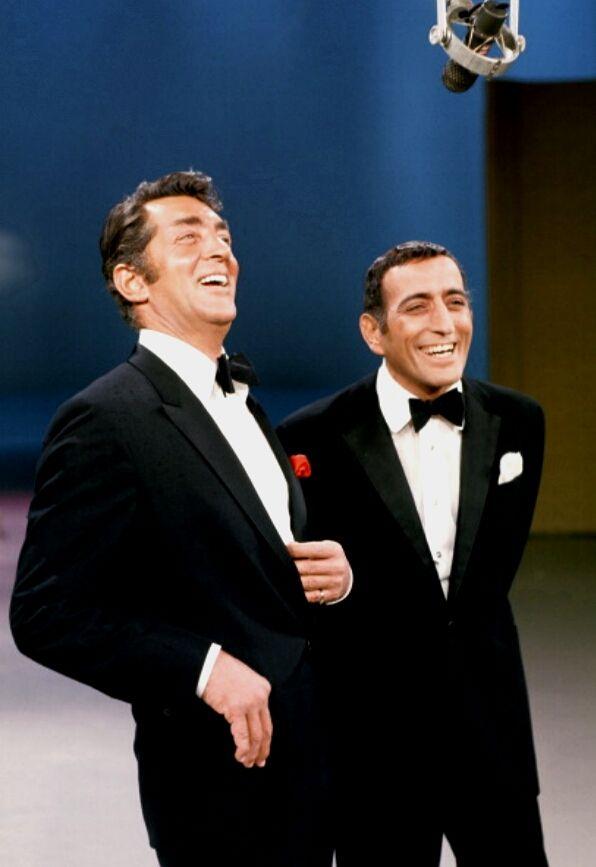 Dean Martin and Tony Bennett/ AS1966