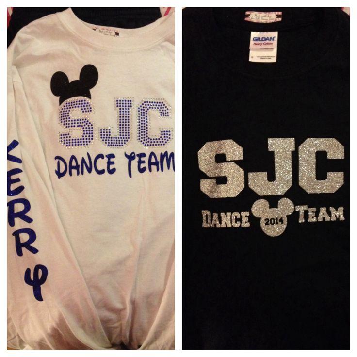 190 best spirit sponsor shirt ideas images on pinterest for College dance team shirts