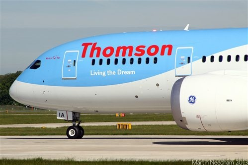 Thomson Airways Boeing 787-800 Dreamliner