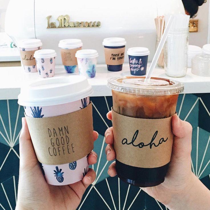 ハワイで話題沸騰中!「Olive&Oliver」のお洒落すぎるコーヒーに注目 | RETRIP[リトリップ]