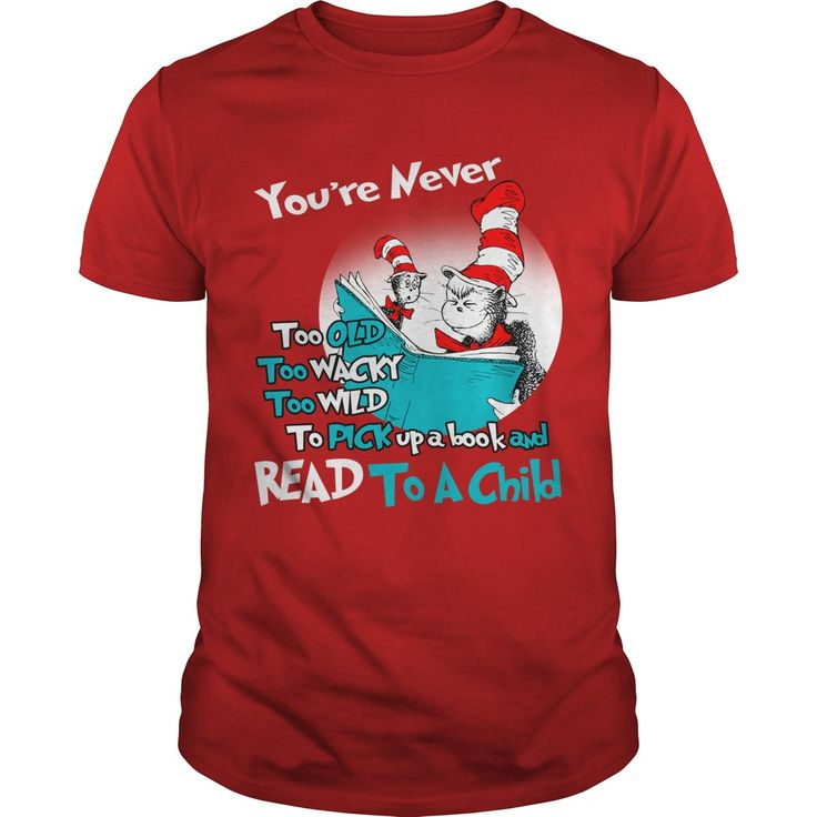 Dr seuss  Read To A Child