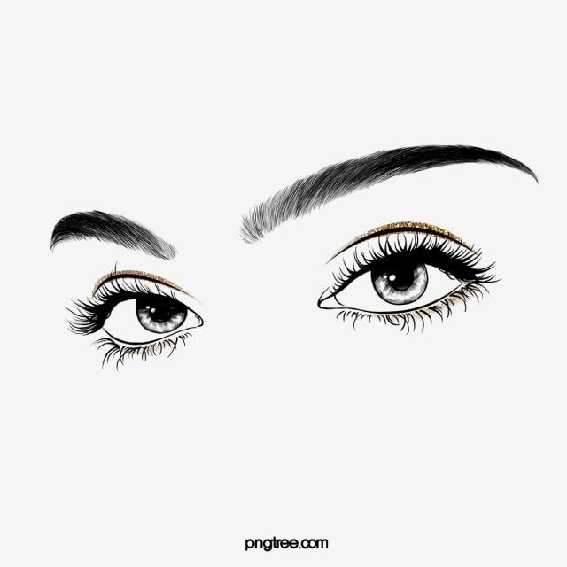 Color Makeup Eye Lashes Eyes Black And White Cosmetics Eyelash Png Transparent Clipart Image And Psd File For Free Download How To Draw Eyelashes Eyelashes Lashes