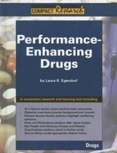Performace Enhancing Drugs free download by Laura K Egendorf ISBN: 9781601520036 with BooksBob. Fast and free eBooks download.  The post Performace Enhancing Drugs Free Download appeared first on Booksbob.com.