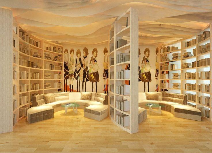 Bookstore Interior Design Layout Google Book Store