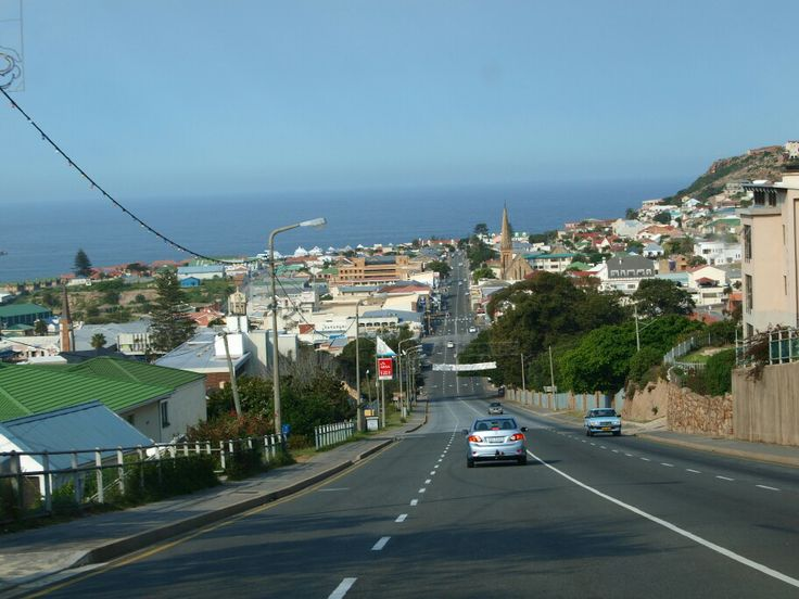Marsh Street, Mossel Bay