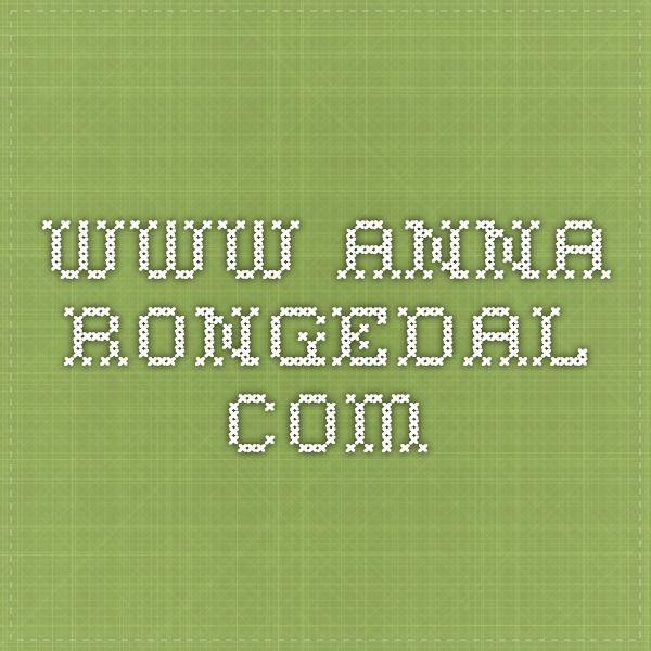 www.anna.rongedal.com