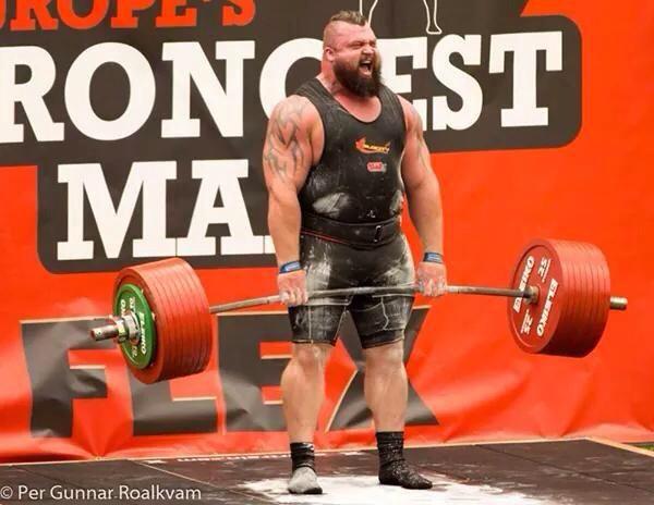 Eddie Hall Strongman World Record Deadlift powered by Protalean http://www.mutantnutrition.co.uk/shop-by-brand/protalean-nutrition-1.html