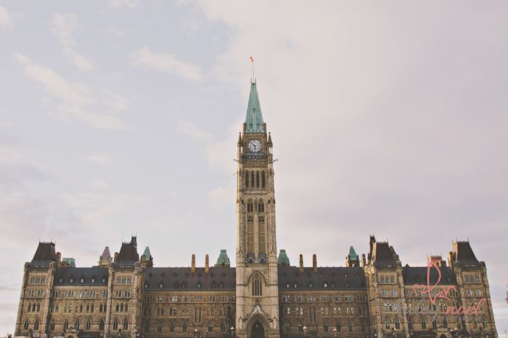 Our day trip to Ottawa! {personal post}