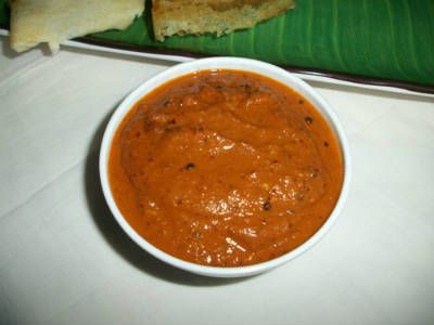 Allam Pachadi (Ginger Chutney) is a popular dish from Andhra. Usually served as a side dish to Idli or Dosa.